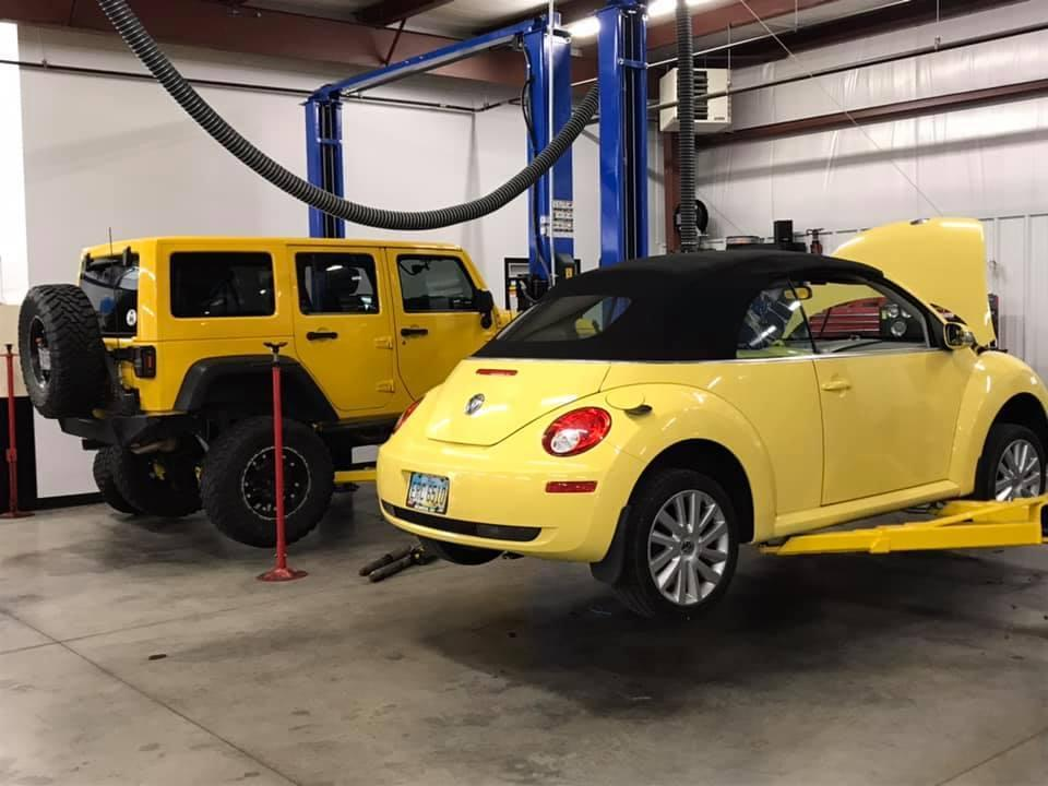 Yellow Days at Schmidt Auto Care