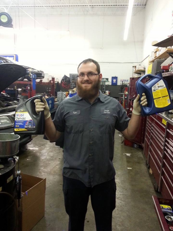 Oil Changes Done by Auto Experts at Schmidt auto care