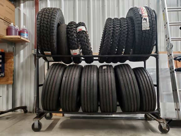Tire Sales / Replacement