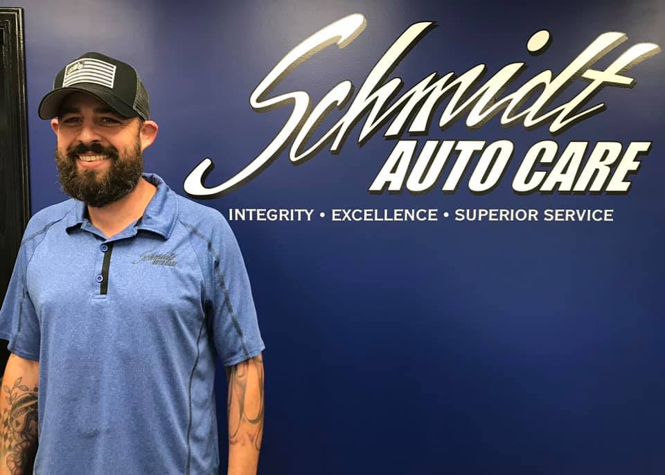 Shop Owner at Schmidt Auto Care, Springboro, OH