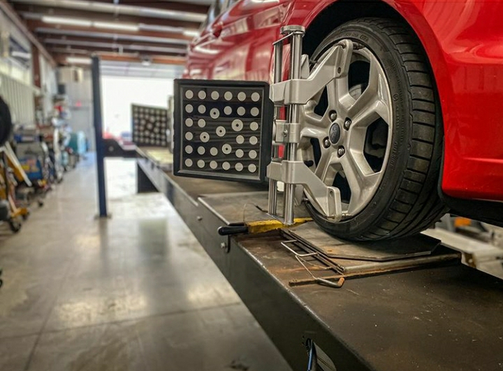 how much is a wheel alignment